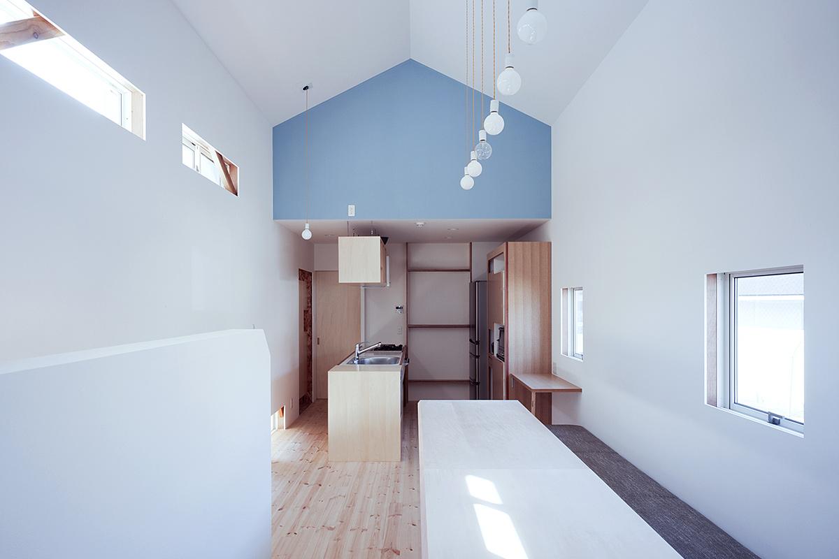 NAKANOHIGASHI HOUSE